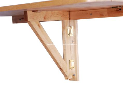Plans-To-Build-A-Folding-Table-On-Wall-Mounted
