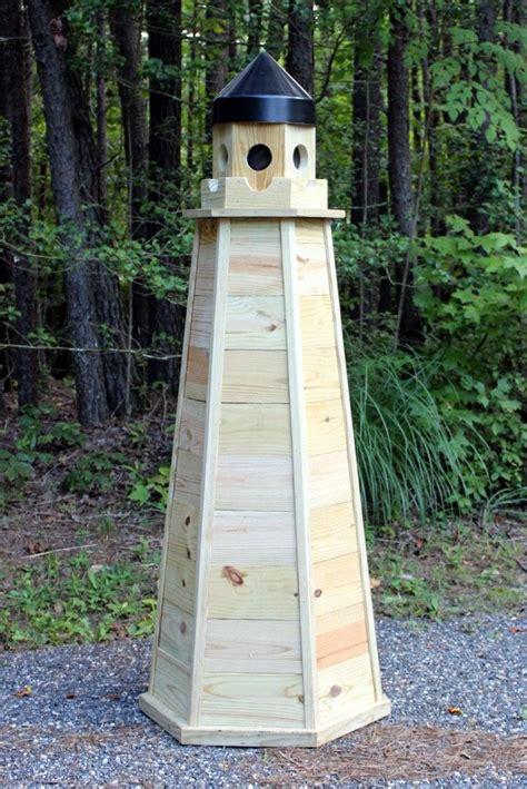 Plans-To-Build-A-Garden-Lighthouse
