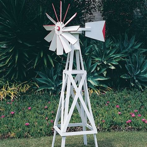 Plans-To-Build-A-Garden-Windmill