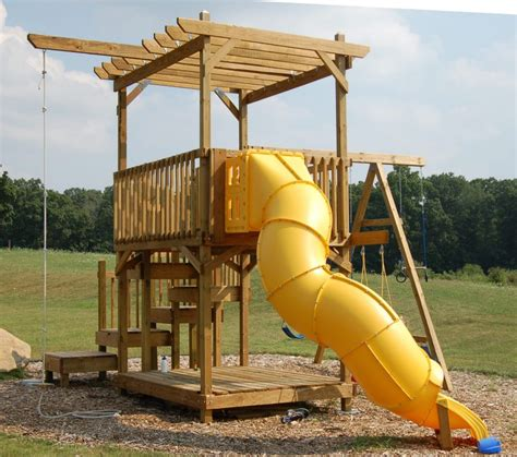 Plans-To-Build-A-Play-Structure