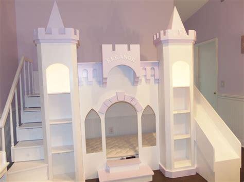Plans-To-Build-A-Princess-Castle-Bed
