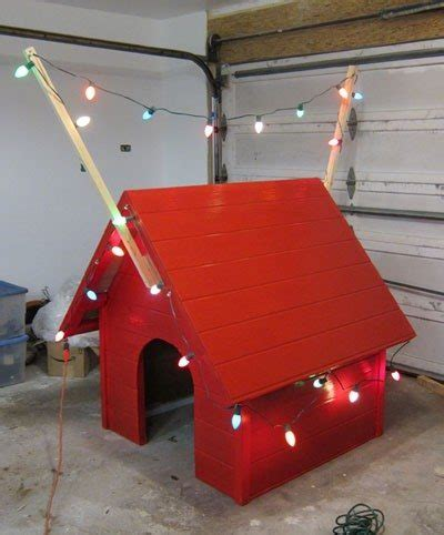 Plans-To-Build-A-Snoopy-Dog-House