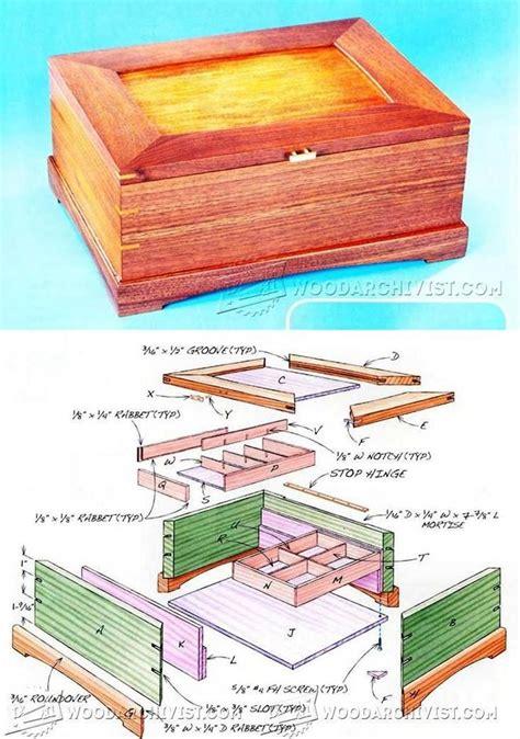 Plans-To-Build-Jewelry-Box