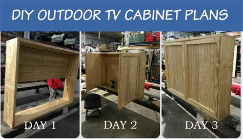 Plans-To-Build-Outdoor-Tv-Cabinet