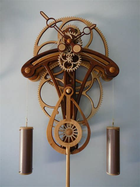 Plans-To-Build-Wooden-Clock