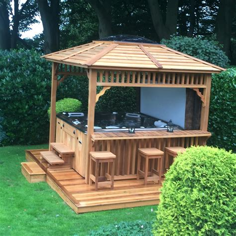 Plans-To-Enclose-Hot-Tub-With-Wooden