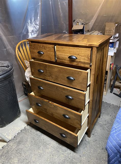Plans-To-Make-A-Dresser