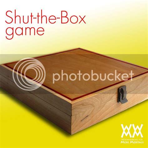 Plans-To-Make-Shut-The-Box-Game