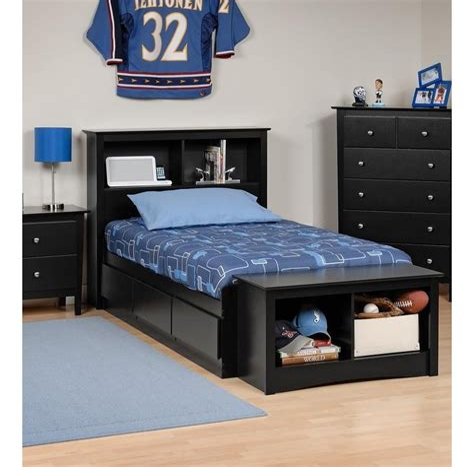 Plans-Twin-Bookshelf-Bed