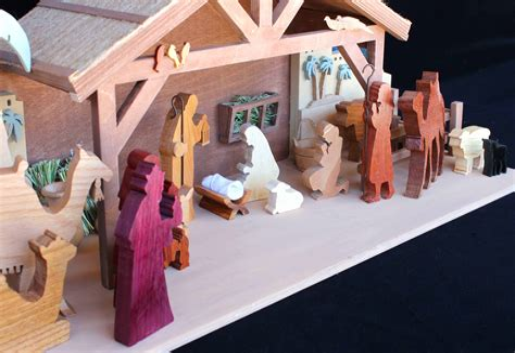 Plans-Wooden-Nativity-Scene