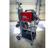 Best Plans for building a welding cart