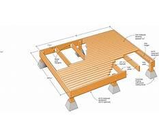 Best Plans for building deck