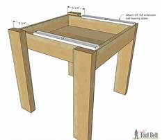 Best Plans for childrens table and chairs