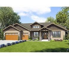 Best Plans for craftsman homes
