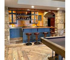 Best Plans for home bar