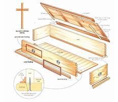 Best Plans for homemade coffin