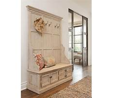 Best Plans for mudroom bench youtube