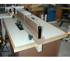 Best Plans on how to build a table