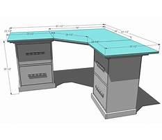 Best Plans to build corner desk