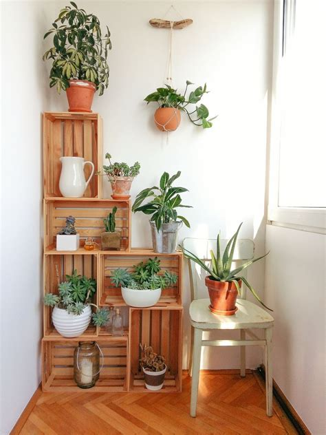 Plant Stand Design Ideas