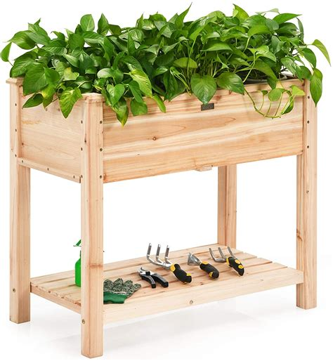 Plant Stand For Outdoor Flower Beds Amazon