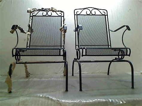 Plantation Outdoor Furniture Wrought Iron