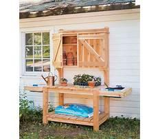 Best Planting bench plans.aspx