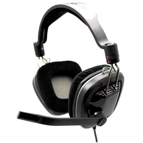 Plantronics GameCom 380 Gaming Stereo Headset - Compatible with PC