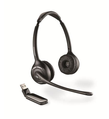 Plantronics PL-84008-03 Savi Over The Head Binaural Dect Headset (Plantronics PL-84008-03)