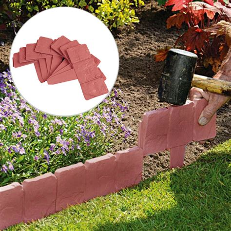 Plastic Edging For Flower Beds
