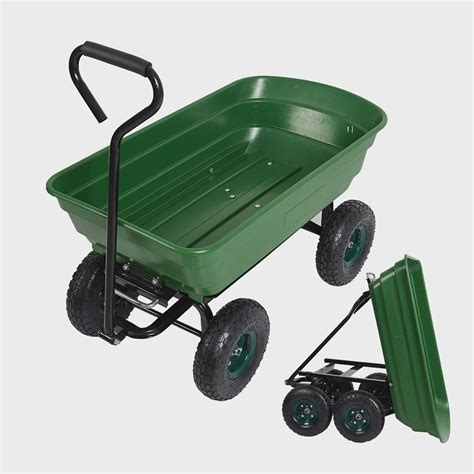 Plastic Garden Carts And Wagons