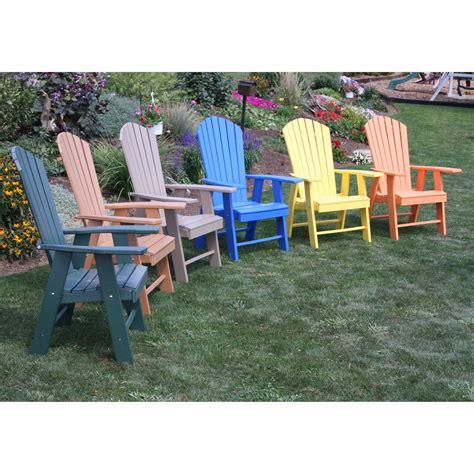 Plastic-High-Adirondack-Chairs