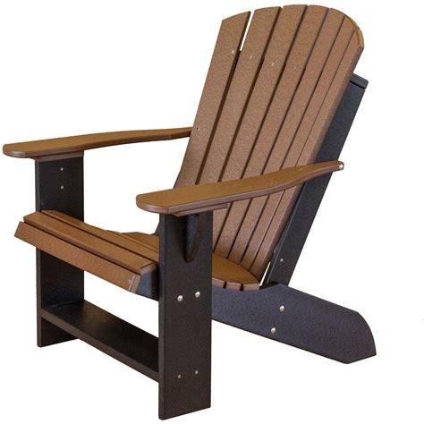 Plastic-Lumber-Adirondack-Chairs