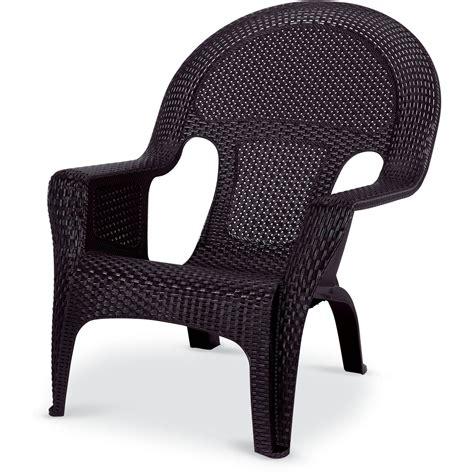Plastic-Wicker-Adirondack-Chairs