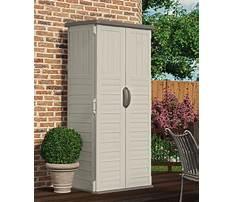 Best Plastic garden storage shed.aspx