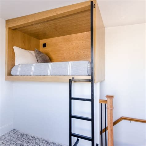 Platform Bed Diy Full Loft