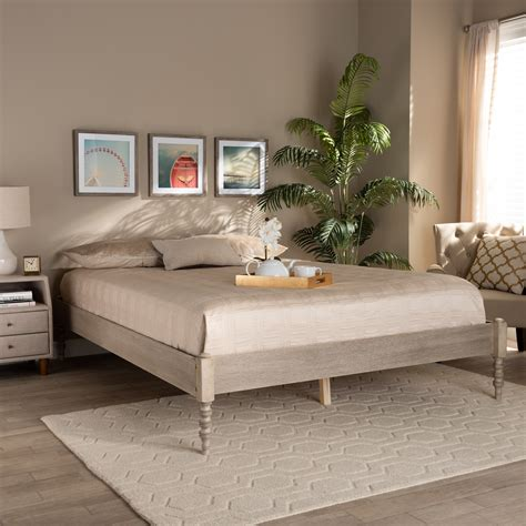 Platform Bed Frame Full Dizi