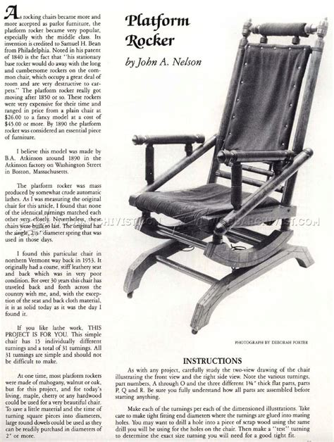 Platform-Rocking-Chair-Plans
