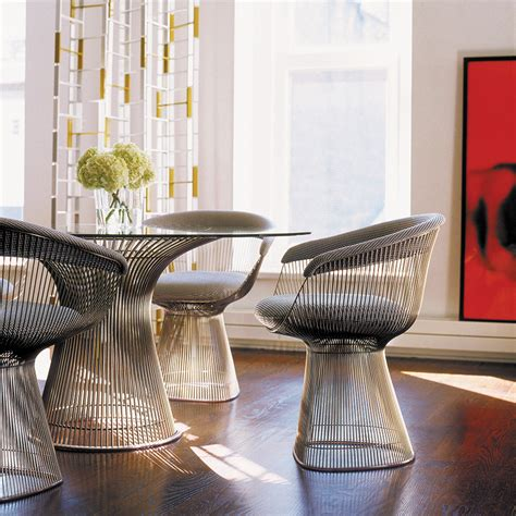 Platner Dining Chair Knoll