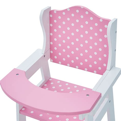 Play Kitchen With High Chair