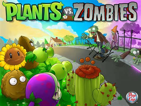 Play Plans Vs Zombies Online For Free