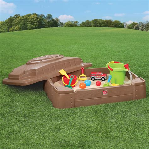 Play Sand Boxes