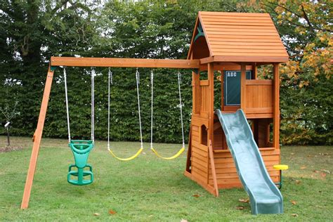 Playground Swing Set Design