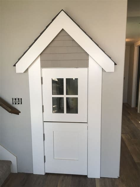 Playhouse Dutch Door Plans
