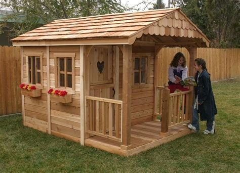 Playhouse Furniture Plans