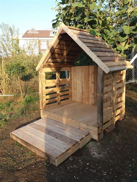 Playhouse Plans Pallets