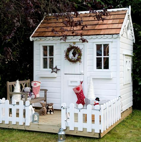 Playhouse picket fence Image
