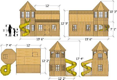 Playhouse-Floor-Plans
