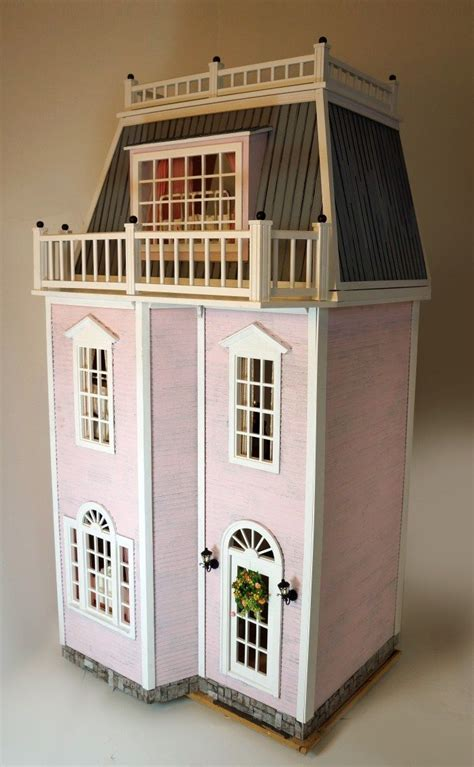 Playscale Dollhouse Plans