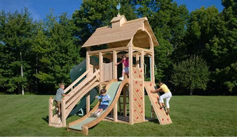 Playset Construction Plans